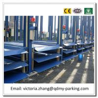 Wholesale Hydraulic Multilevel Car Stacker Vertical Parking Semi Automatic Garage Car StackingSystem from china suppliers