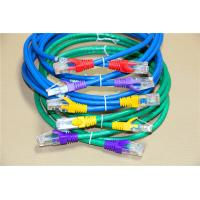 Wholesale Cat5e Cat6 Cat6A Unshielded RJ45 Patch Cord Cable With shielded from china suppliers