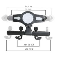Wholesale Flexible Universal Backseat Car Headrest Mount Holder for Tablet 7-11i nch from china suppliers