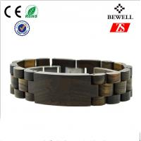 Wholesale Eco - Friendly Watch Wooden Band , Black Sandalwood Accessories For Women from china suppliers