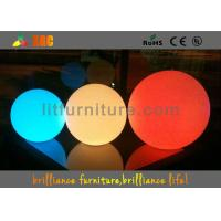 Wholesale RGB Waterproof LED Balls Rechargeable Lithium polymer battery from china suppliers
