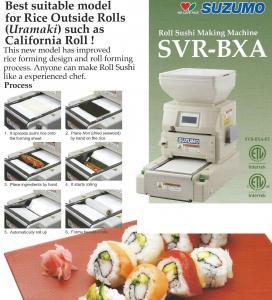 Wholesale Suzumo SVR-BXA Maki Machine from china suppliers