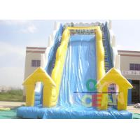 Wholesale Gaint Inflatable Water Slide With Stairs For Children Water Park from china suppliers