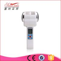 Wholesale Hot and Cold Hammer Facial massager Skin Tighten and rejuvenation Ultrasonic Therapy Machine from china suppliers