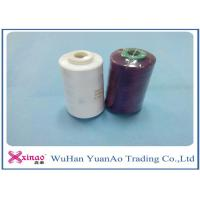 Wholesale 100% Spun Polyester Yarn 1.33D * 38mm Sewing Thread 40S/2 For Sewing from china suppliers