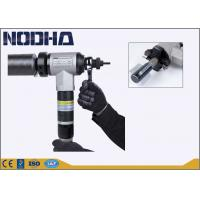 Wholesale High Efficiency Pneumatic Pipe Beveler , Pneumatic Beveling Tools 8.15kgs from china suppliers