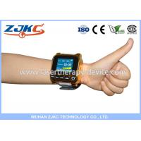 Wholesale Innovative 3 In 1 Handheld 7 Diode Laser Wrist Watch With Heart Rate Treatment from china suppliers