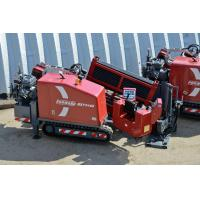 Wholesale 8-16 Angle Horizontal Directional Drilling Rigs With Engine Power 62KW from china suppliers
