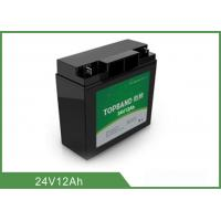 Wholesale Nano LiFePO4 Camping Battery Power Supply With CE / MSDS Certificate from china suppliers