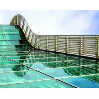 Quality Safety Glass fencing Tempered Laminated Glass for pool fence glass railing for sale