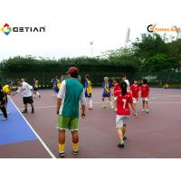 Wholesale Multi-purpose Sport Court Flooring With Interlocking System from china suppliers
