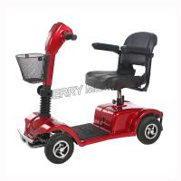 Wholesale Durable Transportable Electric Mobility Scooter , 4 Wheel Electric Scooter from china suppliers