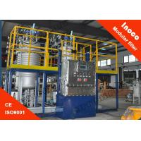 Buy cheap Stainless Steel Water Treatment Self Cleaning Skid Mounted Filter from wholesalers