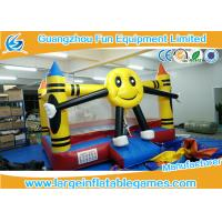 Wholesale Beautiful Look Inflatable Spongebob Squarepants Bouncy Castle With Various Size from china suppliers