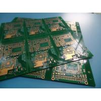 Quality Chemical Gold Multilayer PCB FR -4 Tg135 1.6mm Thick 1oz Each Layer for sale