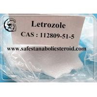 Wholesale Letrozole Anti Estrogen Femara Hormone Powder for Breast Cancer from china suppliers