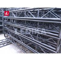 Wholesale 300mm x 300mm Coated Black Color Spigot / Screw Square Black Tube Light  Truss from china suppliers