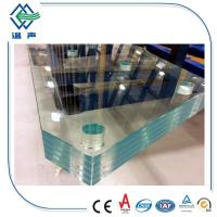 Wholesale Skylight  two layers Lamianted Glass panels , Processed Solid bent laminated glass from china suppliers
