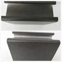 Wholesale Electrolytic Coated Aluminum Alloy Profiles , Length , Colour , Shape Customize , Matte or Flat from china suppliers