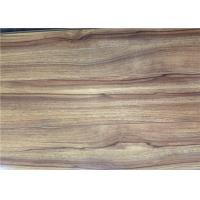 Wholesale Unilin Click V Groove Laminate Flooring High glossy for Bedroom / Office / Hotel Hall from china suppliers