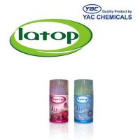 Wholesale Rose, Ocean Smell Metered Air Fresheners Long Living Fresh-clean Scent for Automobiles  from china suppliers