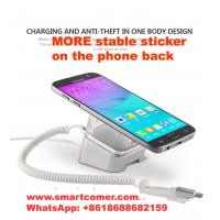 "Wholesale COMER tablet free with sticker anti-theft for 6"" tablet security alarm stands with type c charging cable from china suppliers"