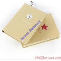 Wholesale leather hardcover notebook of a5 size,Hot colorful Pu leather emboss A5 bandage from china suppliers