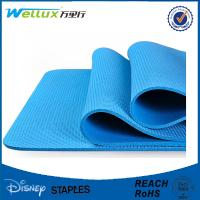 Wholesale Organic Rubber Lightweight Custom Yoga Mats For Mens Recyclable 61 x 173cm OEM from china suppliers