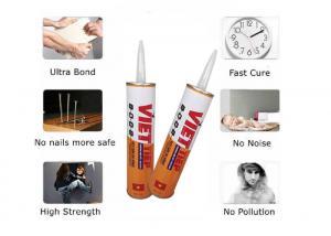 Wholesale Skirting Boards Nail Free Glue Brown Adhesive Skirting Board Sealant from china suppliers