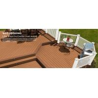 Wholesale Solid WPC Composite Decking Quick And Simple Installation Decks from china suppliers