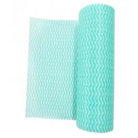 Wholesale Plain Soft Anti Bacteria Household Cleaning Wipes Rolls for Bathroom or Window from china suppliers