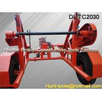 Wholesale drum-trailer Turret-Cable-Reel-Trailers Cable to site trailers from china suppliers