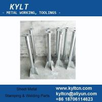 Buy cheap Welding assembly parts for Television Communication Signal Tower from wholesalers