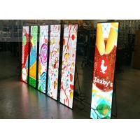 Wholesale Full Color HD Digital Screen Advertising Stands P2.571 1R1G1B SMD1515 from china suppliers