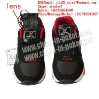 Wholesale XF sport shoes camera for perspective table/ poker cheat / contact lens / infrared lens from china suppliers