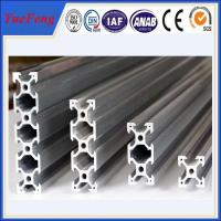 Wholesale roller lines industrial extruded aluminium profiles, aluminium t-slot extrusion factory from china suppliers