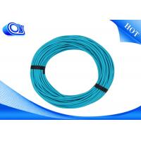 Buy cheap Multimode Fiber Optic Patch Cord With The 50 / 125um Jumper from wholesalers