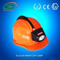Quality Cordless Underground LED Mining Lamp IP65 4.5ah Rechargeable for sale