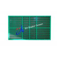 Wholesale 1250*715mm KPT 28 Composite Shaker Screen Carbon Steel Frame Higher Flow Rate from china suppliers