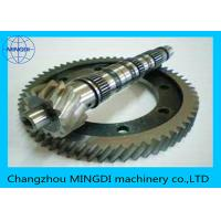 Wholesale Durable Bevel Pinion Gear For Trucks And Auto , Crown Wheel And Pinion from china suppliers