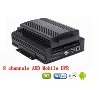 Wholesale 8CH Hard Disk H.264 WIFI car dvr vehicle camera video recorder AHD 720P 3G GPS from china suppliers