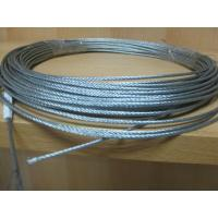 Wholesale Galvanized / Ungalvanized Steel Wire Rope 6x7+FC Diameter 0.8mm-50mm from china suppliers