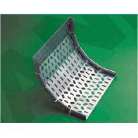 Quality Hot Dip Galvanized steel cable tray and accessories Construction Materials Connection for sale