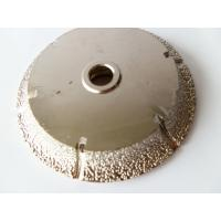 "Wholesale OEM / ODM 8"" 10"" Granite Grinding Wheel / Diamond Cup Grinding Wheel For Concrete from china suppliers"