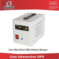Wholesale DC AC line interactive ups inverter with charger from china suppliers