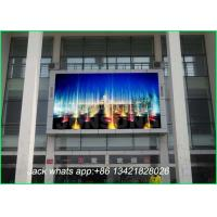 Wholesale P4.81 Die - Casting Rental Led Display Video Wall With Effective Images / High Refresh from china suppliers