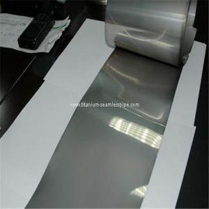 Wholesale Zirconium 60702 Zirconium foil   Zirconium Strip from china suppliers