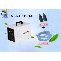Wholesale Adjustable 20 - 100% Household Ozone Generator Machine With Timer Control from china suppliers