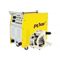 Wholesale Alloy Steel Heavy Duty MIG Welder Inverter Type Welding Machine 42KG MIG500 from china suppliers