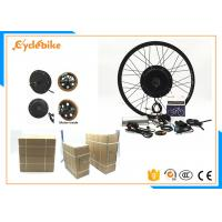Wholesale High Speed Electric Motorized Bicycle Kit With Down Tube Battery from china suppliers
